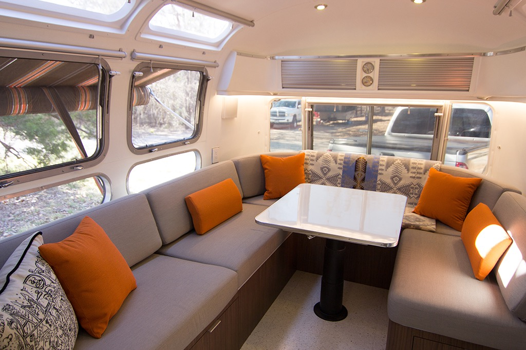 1978 Airstream Dinette - inspiration photo